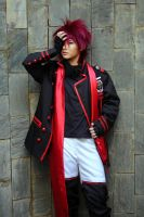 D.Gray-man : Lavi +02+ by ashteyz