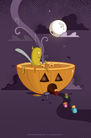 Pumpkin Soup by NaBHaN