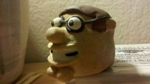 Peter Griffin by Retroabortion