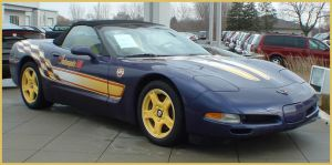 1998 Indy Pace Car by thetoad01