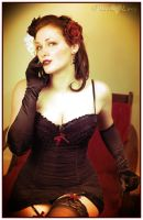 Vintage Starlet Pin Up by pinuplips