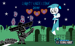 VALENTINE 2011 by mayozilla
