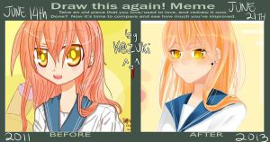 draw it again meme 3 by deaeru