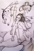Life as Pokemon Trainer! by SynVanillaSky