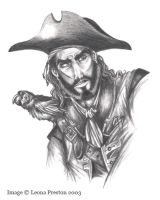 Captain Jack 'Bones' Tregan by Leopreston