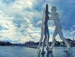 Molecule Men by Benjigarner
