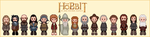 The Hobbit Pixel Dump by inspiroid