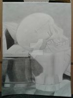 Drawing II: Project I by theartisticnerd