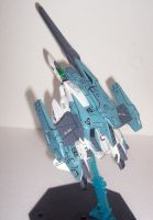 VF-2SS Valkyrie II 3 by HDorsettcase