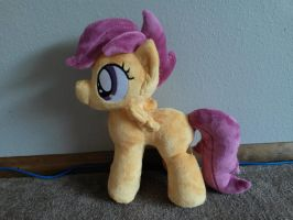 Scootaloo - FOR SALE by Azedo