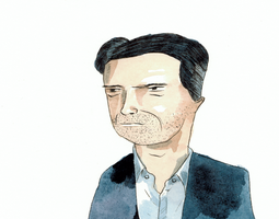 Jimmy Carr by egonSchiele