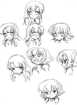 Faces by CloudDraw