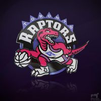 NBA Team Toronto Raptors by nbafan
