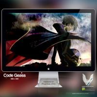 .CODE GEASS. Wallpaper by enemia