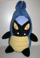 Lifesize Karrablast Plush