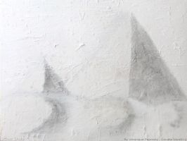 And if the pyramids were in a snow storm? by Cocotte-Vero91