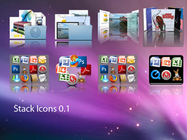 Stack Icons by xtian
