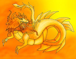 Personal mythology: dragon