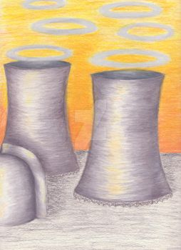 Cooling Towers by Cego-Colher