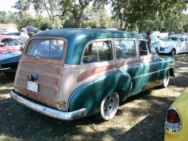 1951 Chevrolet woody wagon needs love by RoadTripDog