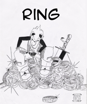 Ring, the panda by Liby-Mortenson