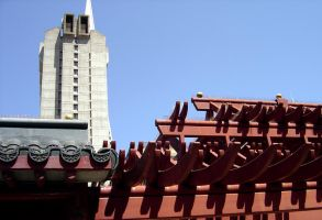 San Francisco Chinatown by dp-designs