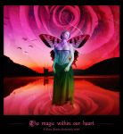 ::The magic within our heart:: by selenart