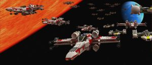 LEGO - Assault on the Death St by namivanmar