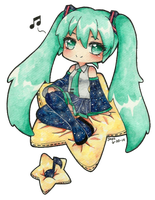 Miku Miku Kya by hey-its-Japz