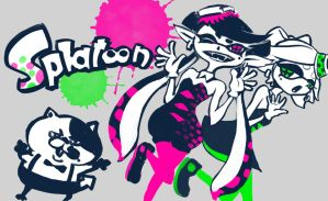 splatoon by ta-ku-zou
