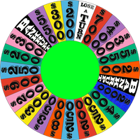 wheel of fortune bingo instructions