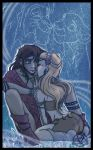 Kovu and Chiara: the love is in the air tonight by deviart4ever