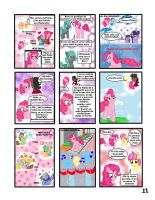 My little pony  ESPECIAL pag 53 by reina-del-caos
