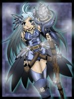 F.E.Z. Sorcerer ::Arina:: by miadoodle