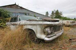 Forlorn '62 Imperial by finhead4ever