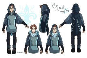 pacific rim couture - otachi hoodie by alienfirst