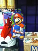 Super Mario Packaging fail! by DontEatDucttape