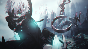 Ken Kaneki Wallpaper by Totoro-GX