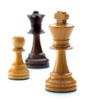3-Player Chess Pieces by charliechaplin42