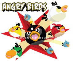Angry Birds: Explosion by adventaim