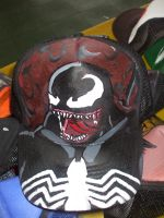 Venom custom hat by Gabzx18x