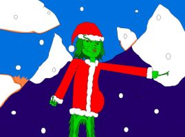 The Grinch by shea-dp