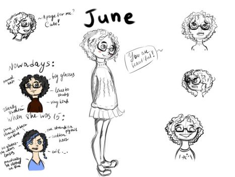 More June by LockedInMyself