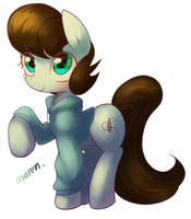 Art Trade : Petunia by Marenlicious