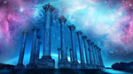 Temple of the gods by GeneRazART