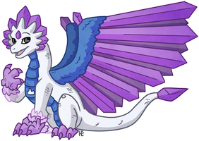 Skylanders Dragons: Flashwing by TheLeatherDragonI