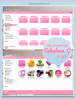 Theme for iconpackager FabulousG by Isfe