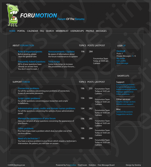 Forumotion's Concept Art Contest - Page 2 Forumotion_by_Hard_Destiny