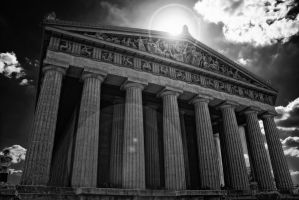 Parthenon by kreativEVOLUTION