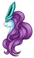 Daily Art - 327 - Suicune by SuperSiriusXIII